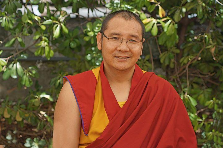 Visita del Ven. Khempo Tashi Sangpo La